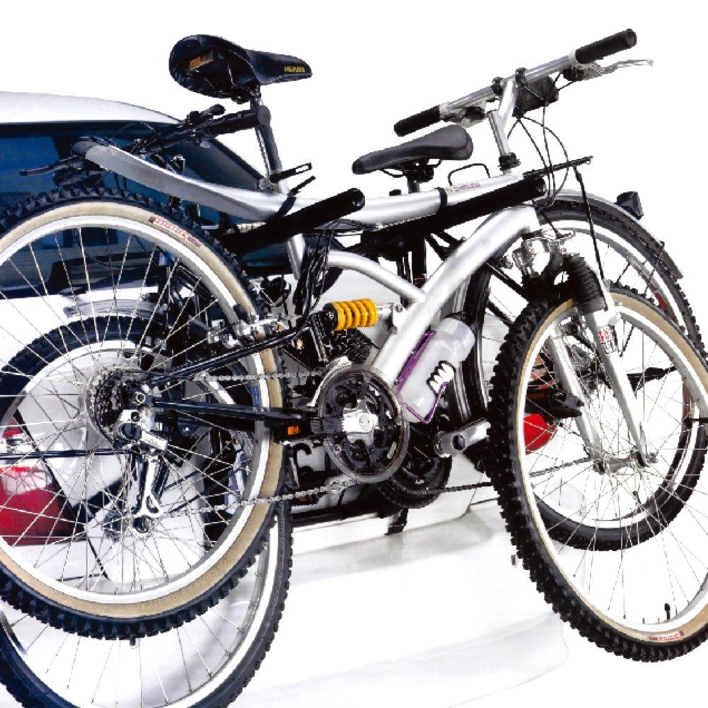 logas Portabici Posteriore Auto Supporto Bici Iper Fino a 3 Bici
