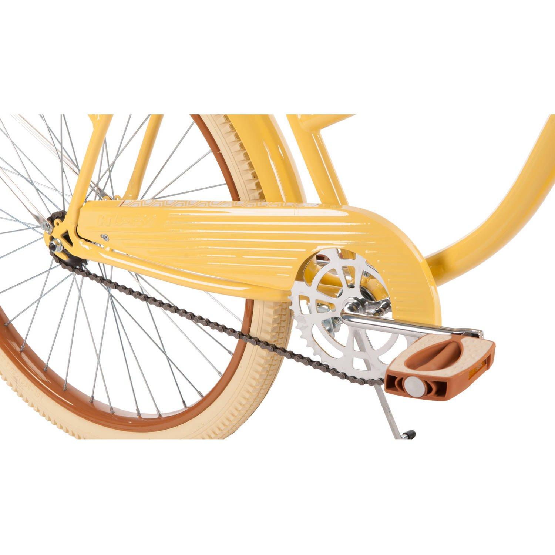 26'' Huffy Nel Lusso Women's Cruiser Bike, Yellow by Huffy (Image #3)