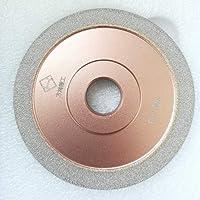 Hole 1.26 125mm. 5 Dia 32mm. Type: 12R4 Dish Abrasive Diamond Grinding Wheel 100//80 Micron = 180 Grit
