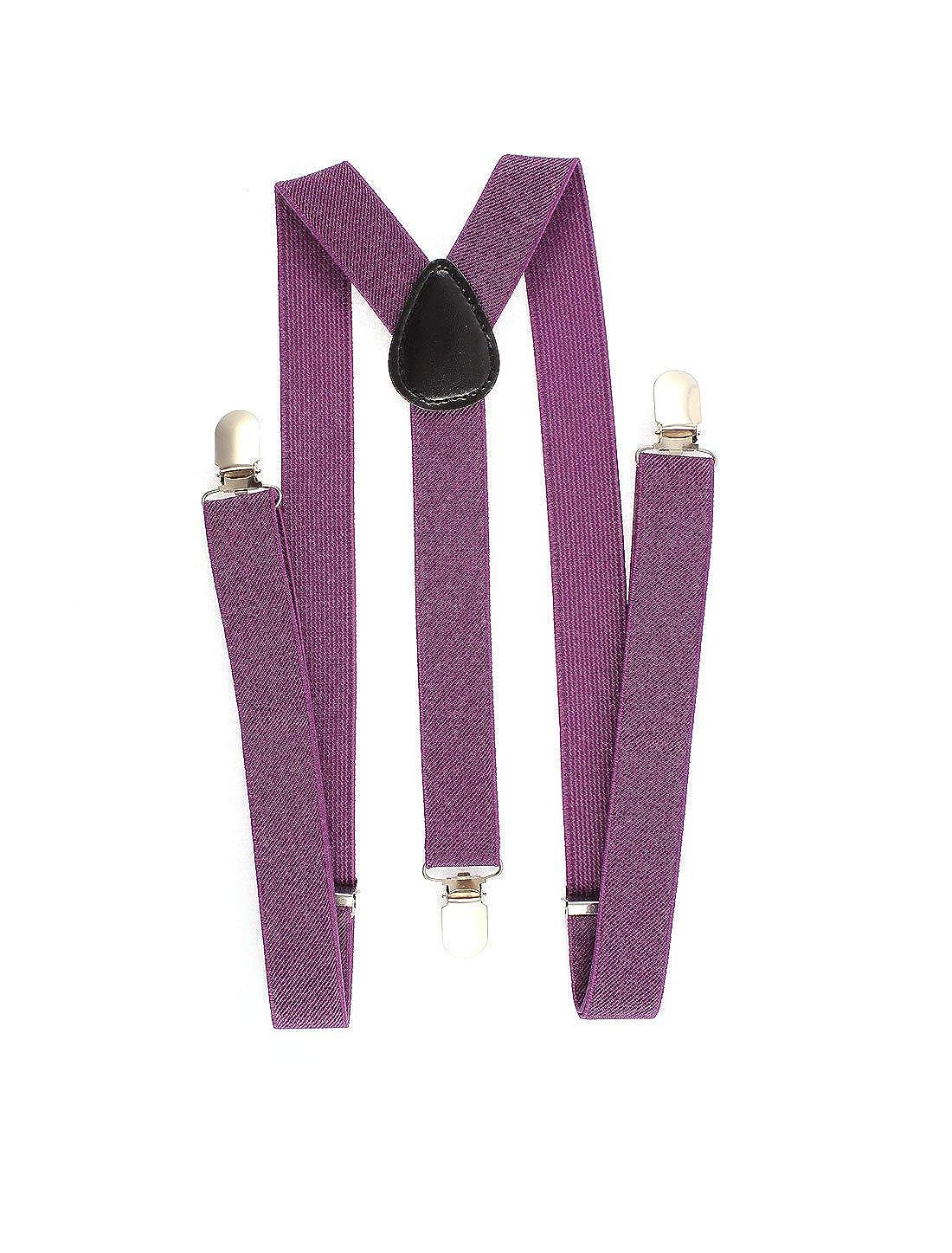 sourcingmap/® Signora donna 2.4cm regolabile ampia fascetta metallica elastica bretelle Calze autoreggenti bianco