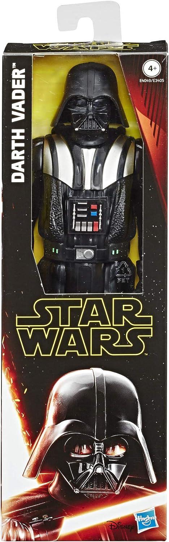 Star Wars -Figura de acción de Darth Vader (HasbroE4049ES0)