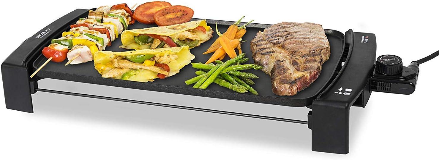 Cecotec Robot de Cocina Multifunción Mambo 7090 + Black&Water 2500 - Plancha de Asar: Amazon.es: Hogar
