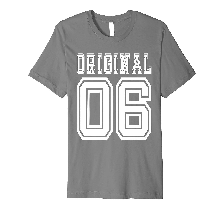 2006 T Shirt 11th Birthday Gift 11 Year Old Boy Girl Bday F