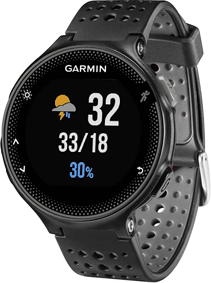 Amazon.com: Garmin Forerunner 235 SmartWatch de running GPS ...