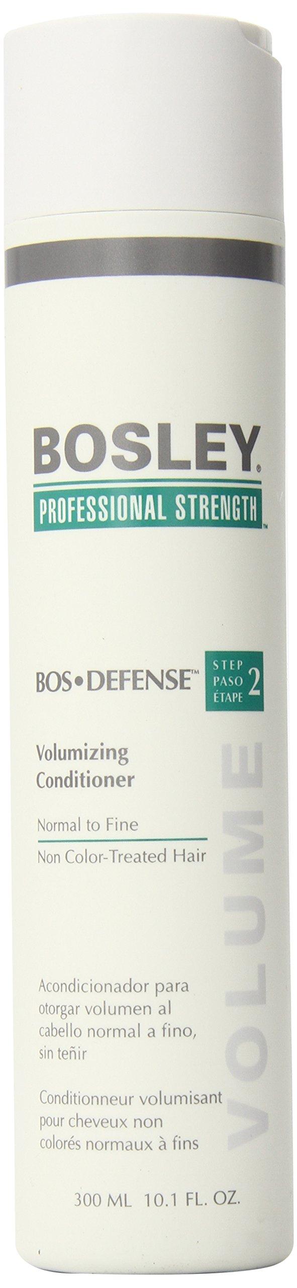 Bosley Professional Strength Bosdefense Conditioner For Non Color-Treated Hair, 10.1 oz.