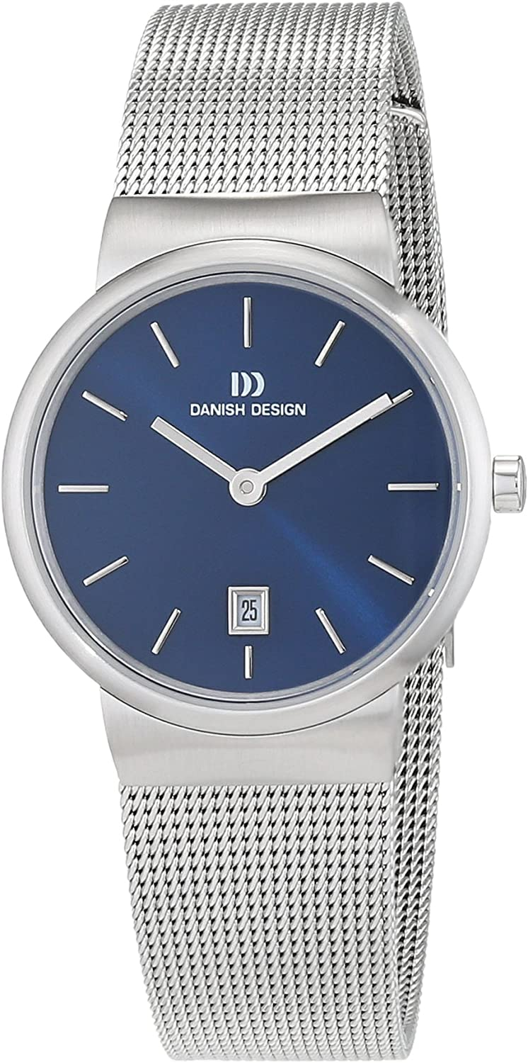 Danish Design Womens Analogue Quartz Watch with Stainless Steel Strap IV68Q971