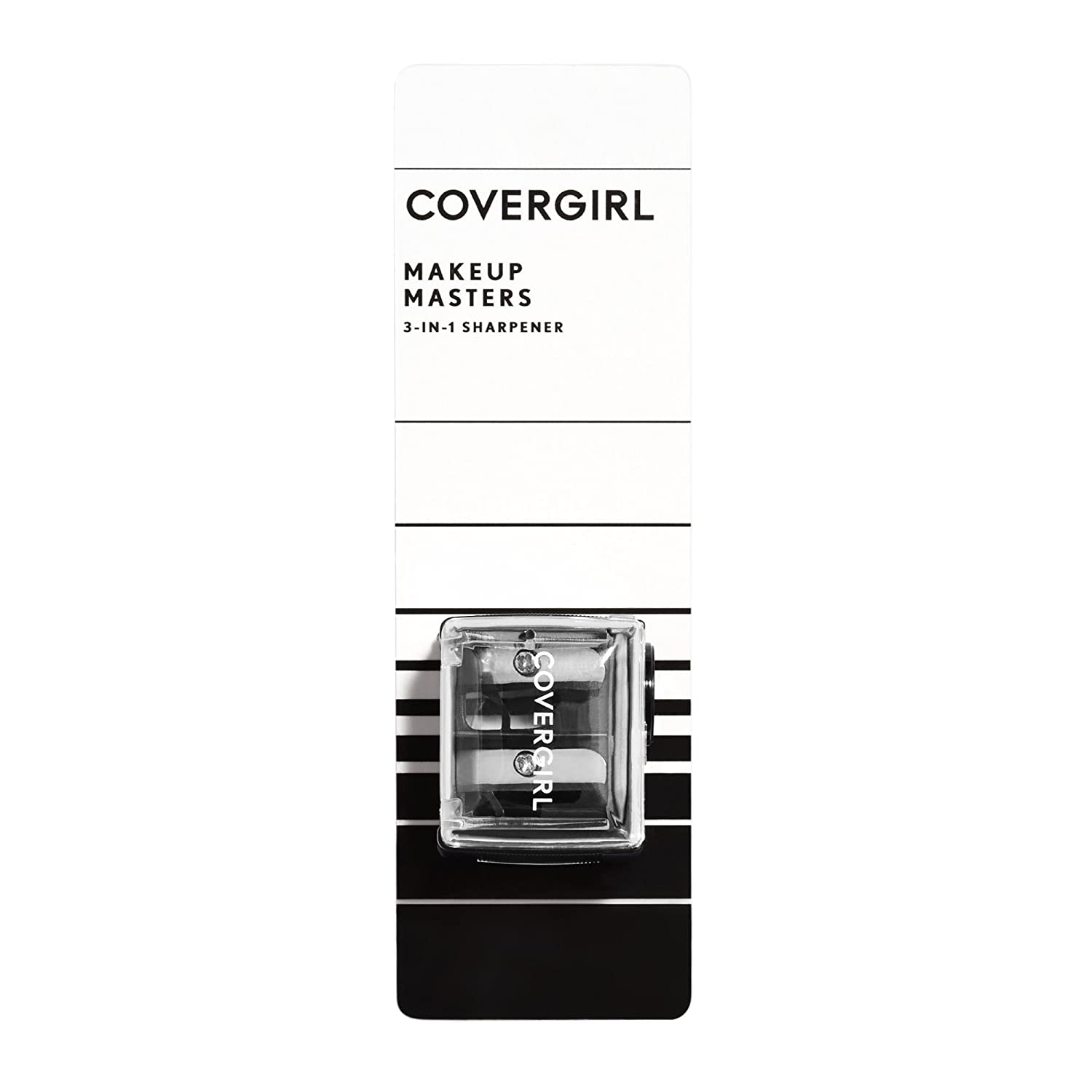COVERGIRL - Makeup Masters, Pencil Sharpener - Packaging May Vary Coty