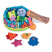 Melissa & Doug K's Kids Fish and Count Learning Game With 8 Numbered Fish to Catch and Release