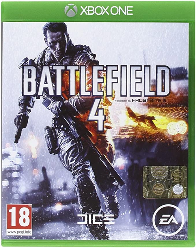 Battlefield 4 [Importación Italiana]: Amazon.es: Electrónica
