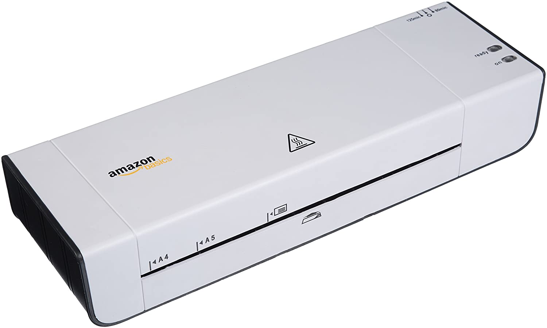 AmazonBasics - Plastificatrice a caldo PL9-EU