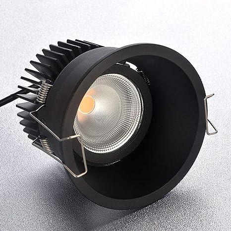 Mogicry 3/9/12/15W Proyector sin aro Decoración giratoria ...