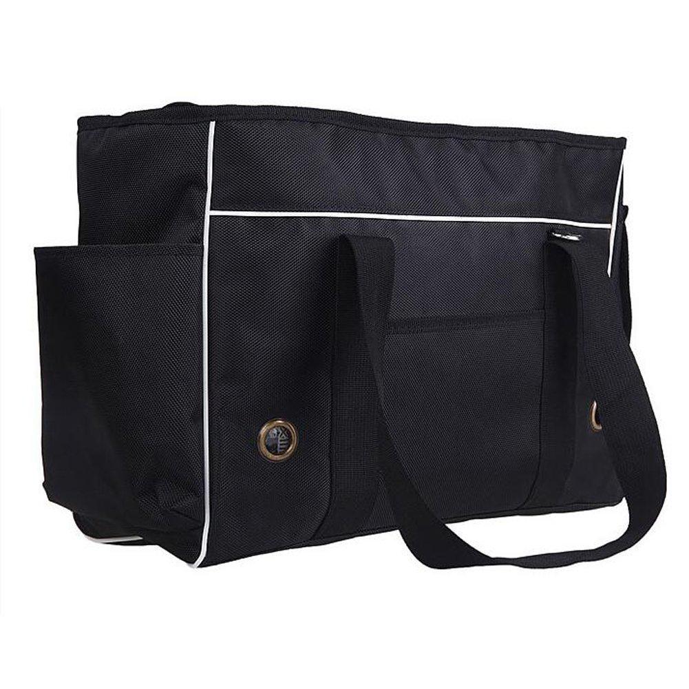 Black S Black S Juway Pets High Quality Traveller Bus Bag For Small Pets(Black,S)