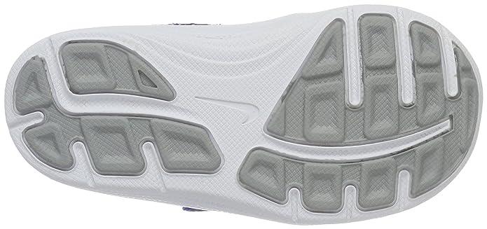 Nike 819415 402, Zapatos de Recién Nacido Bebé Unisex, Azul (Game Royal/Black WLF Gry White), 22 EU