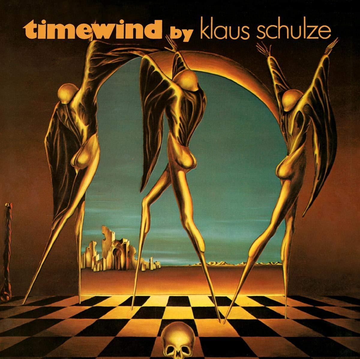Image result for Klaus Schulze - Time Wind