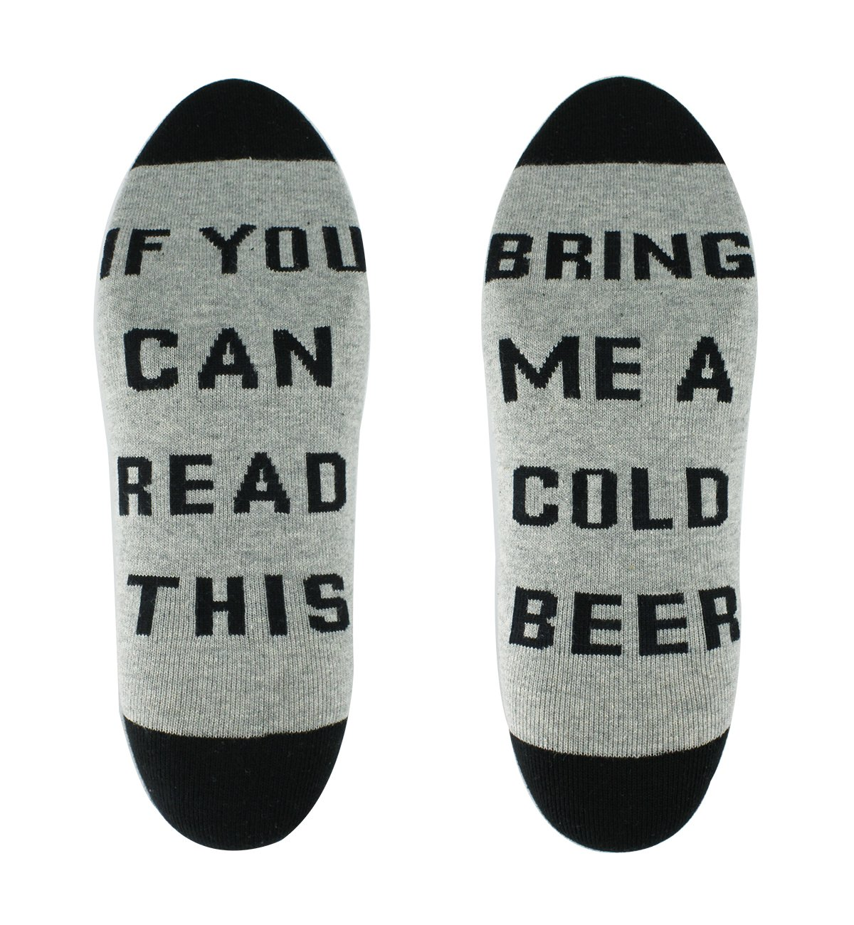 Happypop If You Can Read This Bring Me Beer Funny Socks Novelty Crew Combed Cotton Socks Christmas Birthday housewarming Gift for Men