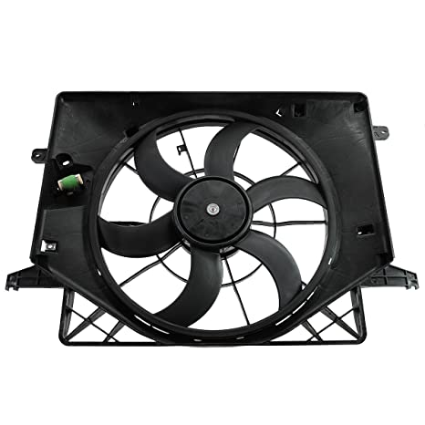 Amazon Com Radiator Cooling Fan Assembly For Genesis Coupe 2 0l