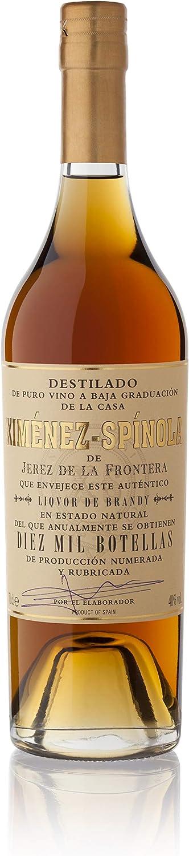 Ximénez-Spínola Brandy Diez mil Botellas - 700 ml