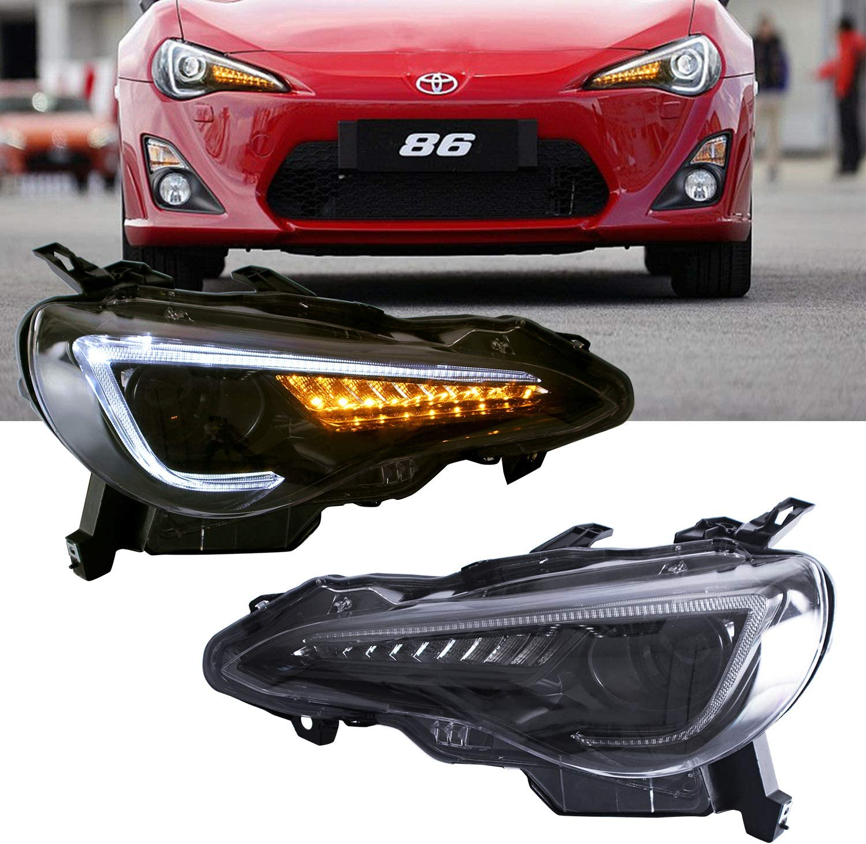 Headlight Headlamp Light Lamp RH Right Passenger Side RH for 13 Scion FR-S FRS