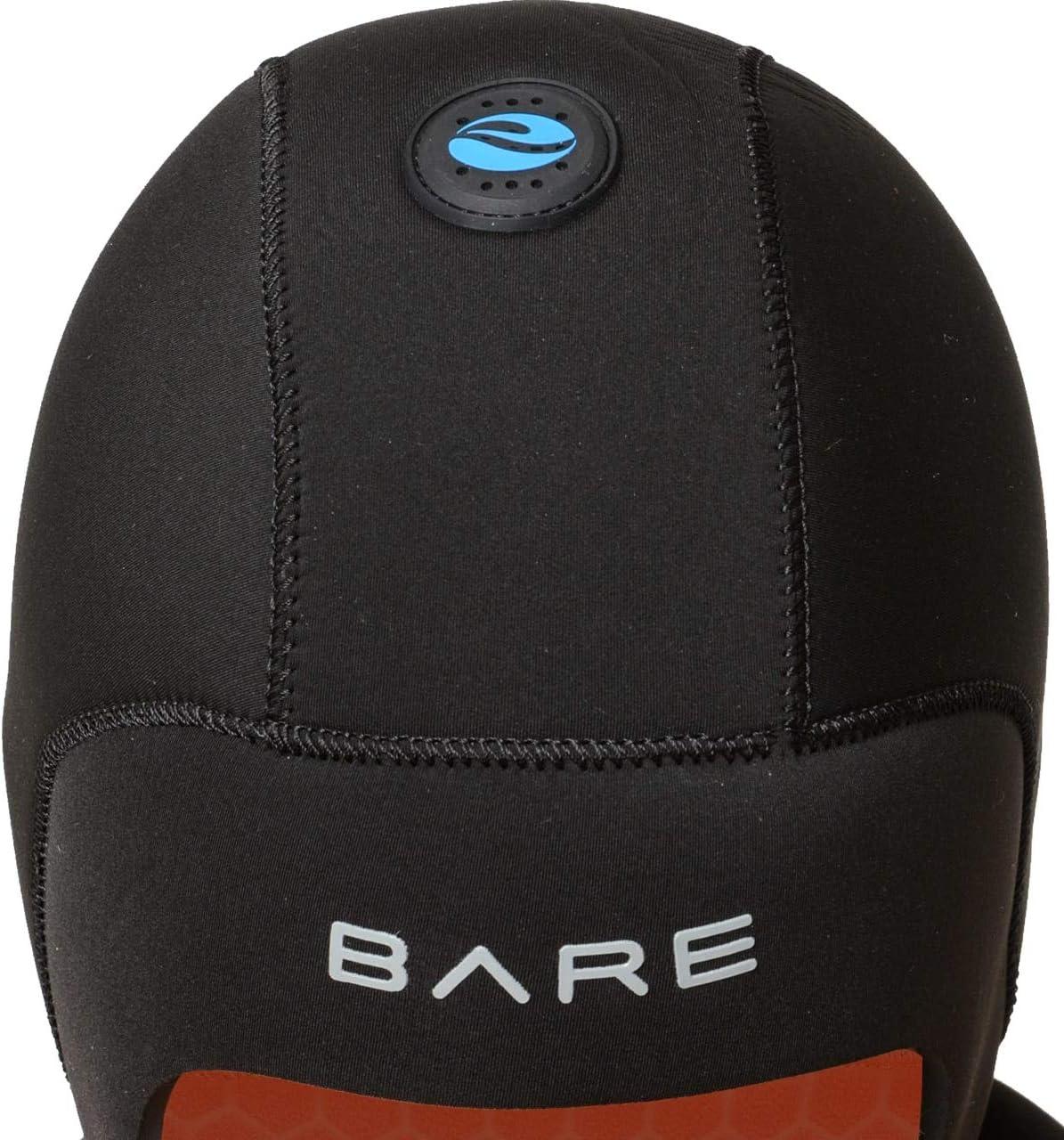 Bare 7mm Ultrawarmth Dry Hood Scuba Diving Hood