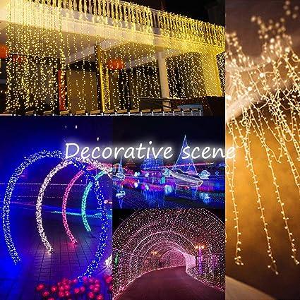Amazon Com Shinemu String Lights Indoor Outdoor Decoration Lights
