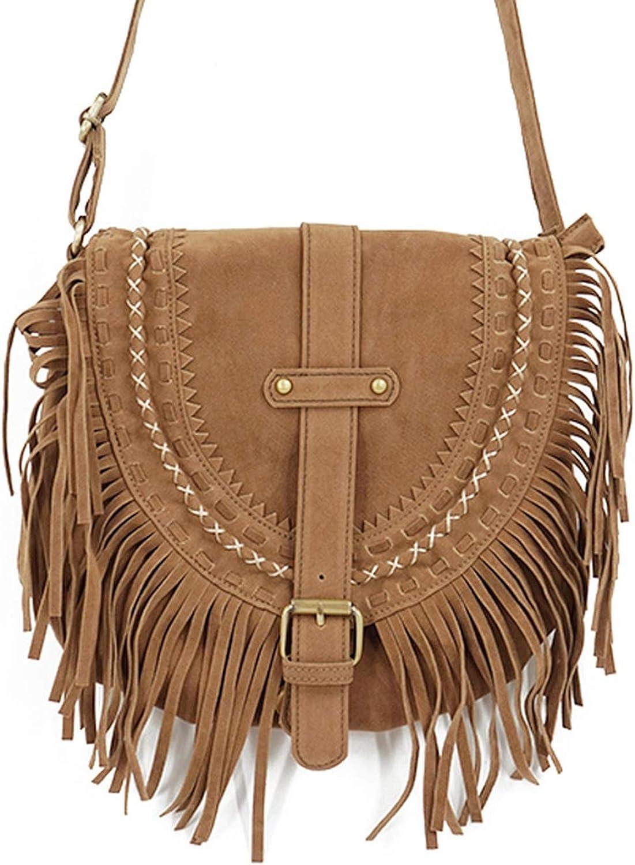 Tassel Bohemian Bag Women...