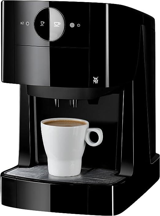 WMF 5 - Cafetera de monodosis, color negro: Amazon.es: Hogar