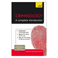 Criminology: A Complete Introduction: Teach Yourself (Teach Yourself: Reference)