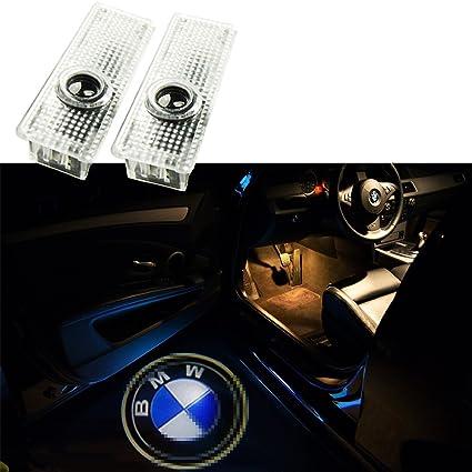 S.P.® Fantasma de iluminación láser entrada de puerta del coche ...
