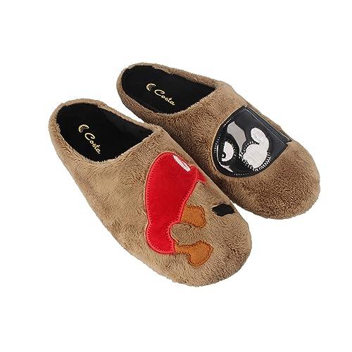Costa H1234-73, Zapatillas de Estar por Casa con Talón Abierto para Hombre: Amazon.es: Zapatos y complementos