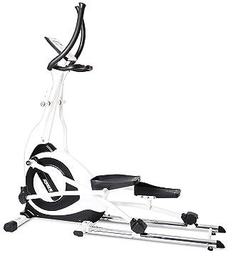 SportPlus SP-ET-7000-iE Bicicleta Elíptica con Aplicación para Smartphone, Google