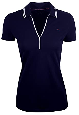 85da35d1 Tommy Hilfiger Womens Abby Polo Shirt at Amazon Women's Clothing store: