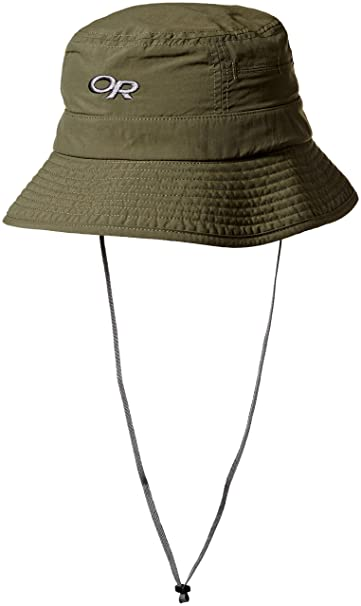 e4bfe16a77b81d Amazon.com : Outdoor Research Bugout Sombriolet Sun Bucket : Clothing