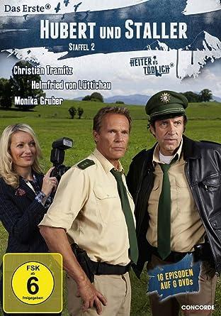 Hubert Und Staller Staffel 2 6 Dvds Amazonde Christian