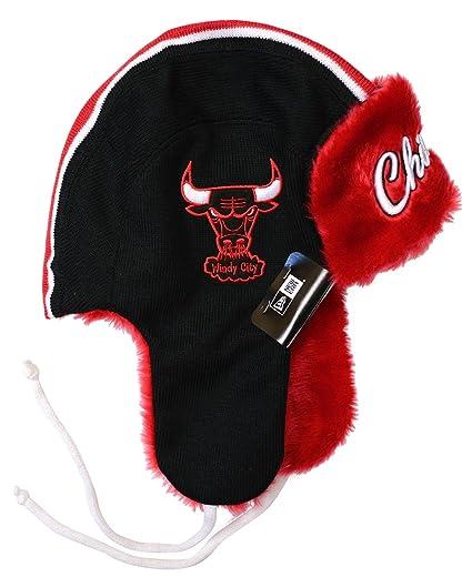 f1592b69097f2 Amazon.com   New Era Helmet Head Knit Trapper