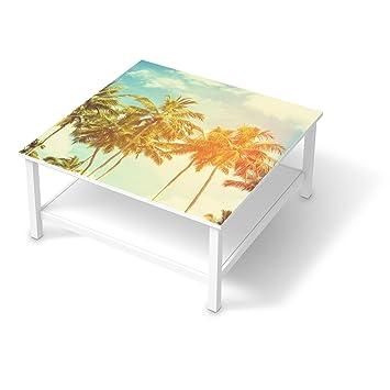 Möbel Sticker Folie Für Ikea Hemnes Couchtisch 90x90 Cm Dekor