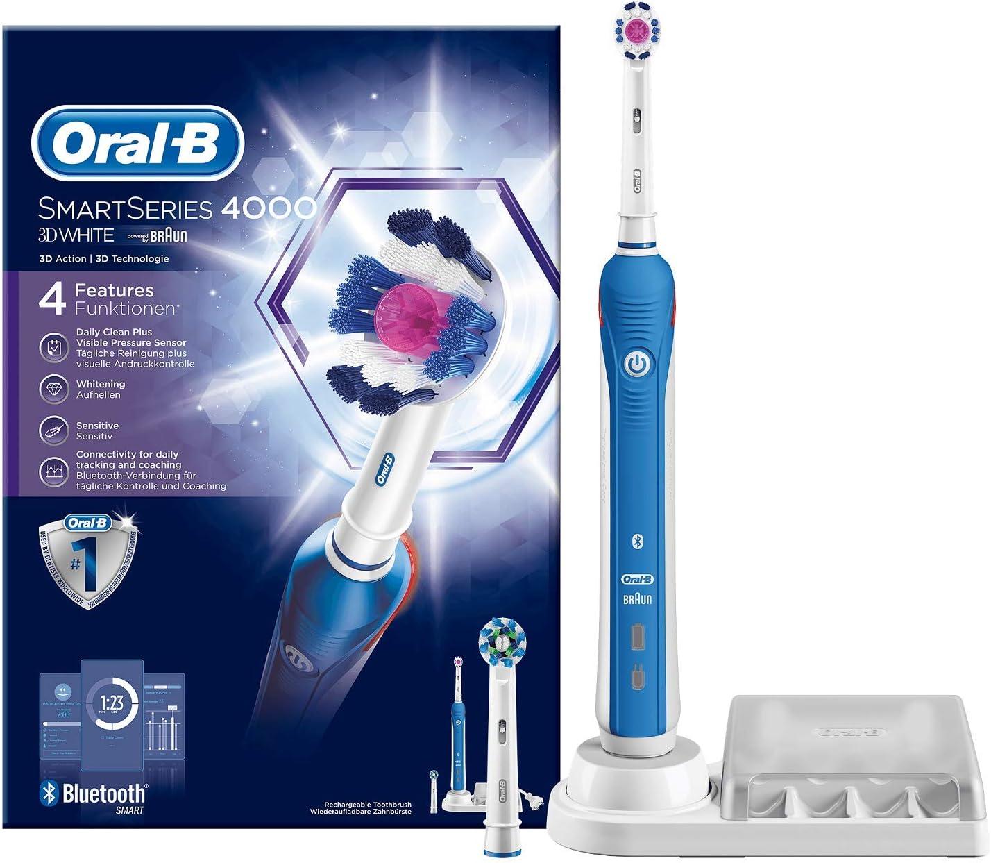 Braun Oral B SmartSeries 4000 3DWhite BT