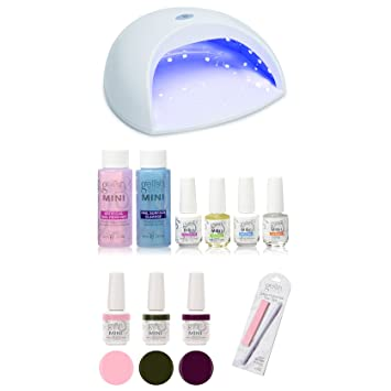 Amazon.com : Gelish Harmony Salon Professional Gel LED Nail Polish ...