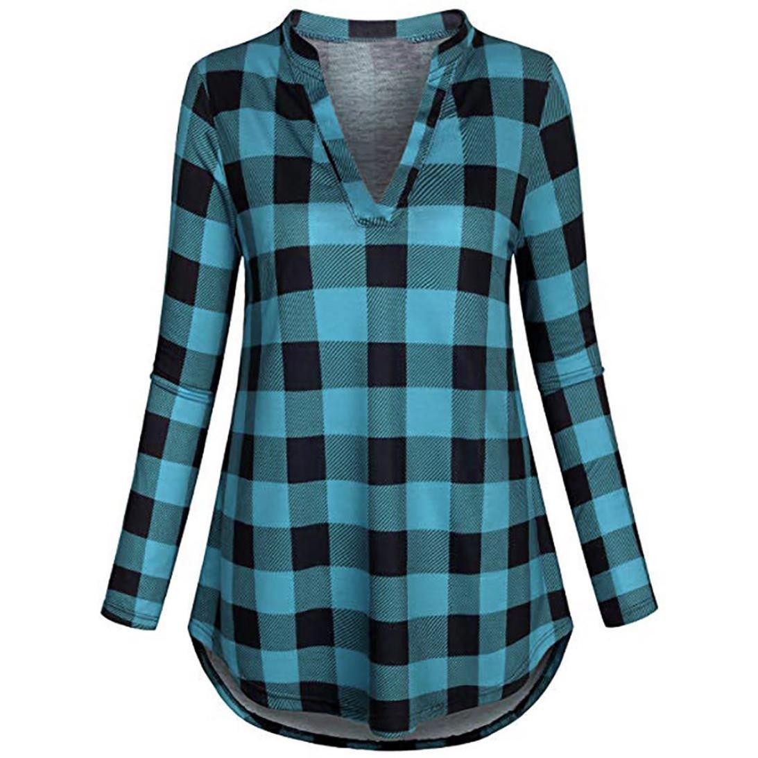 897911625 ❤ Camisa a Cuadros clásica