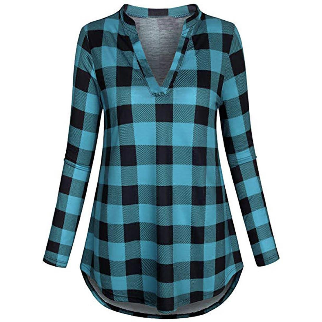 efe0c7fa8d76 ❤ Camisa a Cuadros clásica