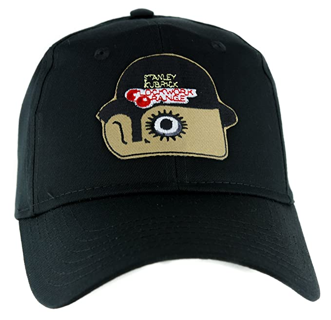 ece54126f3c8c5 Amazon.com: A Clockwork Orange Hat Baseball Cap Alternative Clothing ...