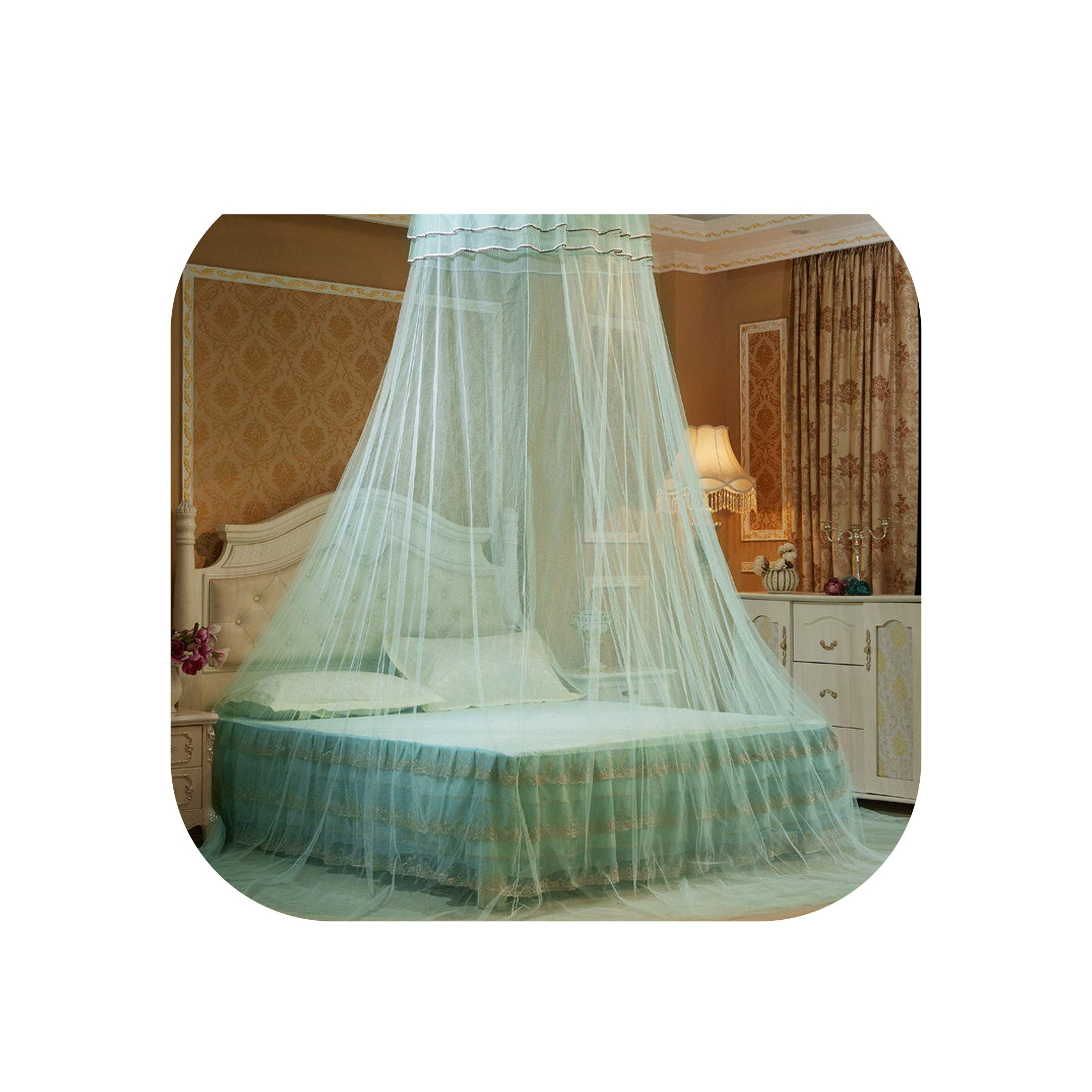 Arrival Mosquito Net for Bed Home Bed Canopy Mosquito Adults Double Bed Mosquito Net shuilan 1.2m (4 feet) Bed