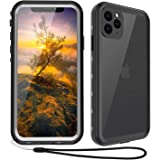 Waterproof iPhone 11 Pro Max Case - iPhone 11 Pro Max Full Body Bumper Case Waterproof Apple iPhone Rugged Protection…
