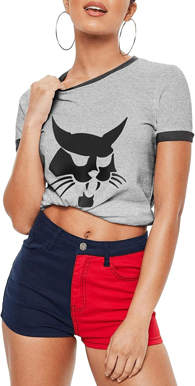 Family Short Sleeve Tee Shirt Womens New Shirts O-Neck Brisbane-Marine-Logo-b