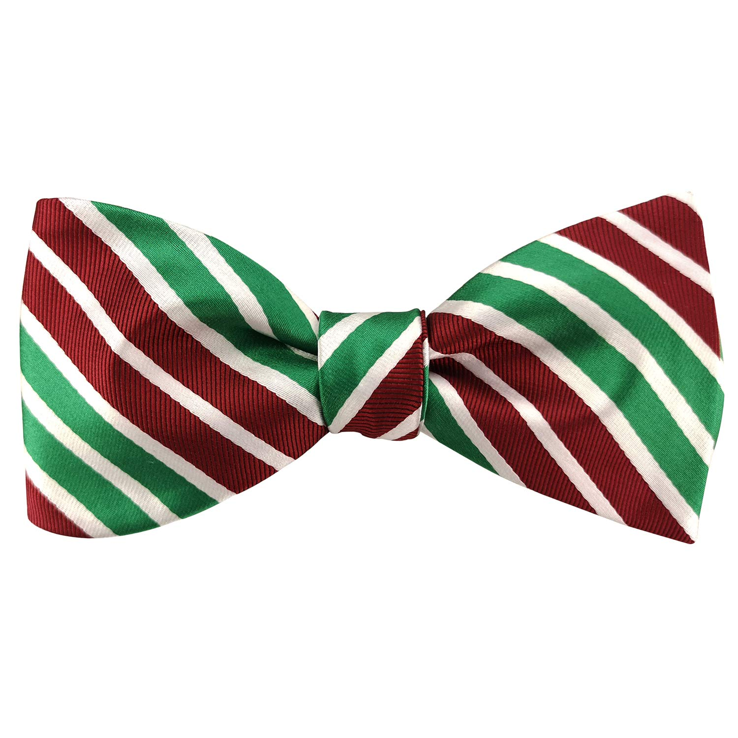8cc707c1e3aa Clothing, Shoes & Jewelry Green Series #1 KOOELLE Christmas Bow Ties for Mens  Novelty Patern Jacquard Self Bowtie