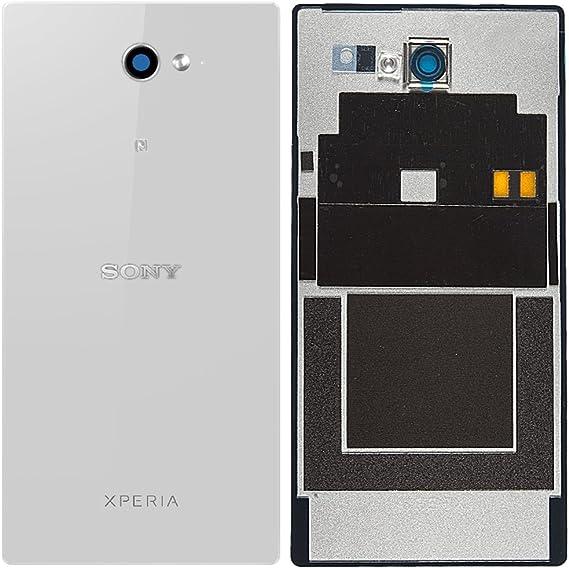 Tapa de batería / Carcasa trasera / Repuesto original para Sony ...
