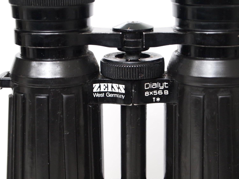 Zeiss 8x56 Mit Entfernungsmesser Gebraucht : Zeiss carl oberkochen b jagd fernglas multi amazon kamera