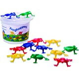 Viking Toys Frog Hoppers – Flip Frogs in the Bucket