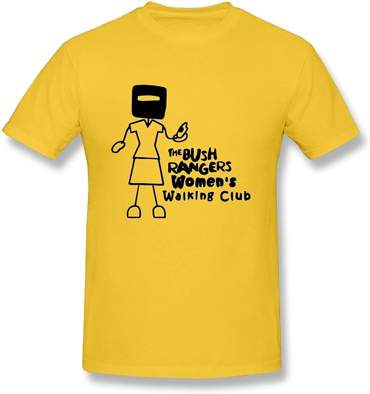 Bench la Bushrangers de la mujer senderismo Club camiseta para hombre amarillo: Amazon.es: Ropa y accesorios