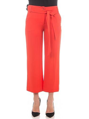PINKO BLACK - Pantalón - para mujer rojo 42