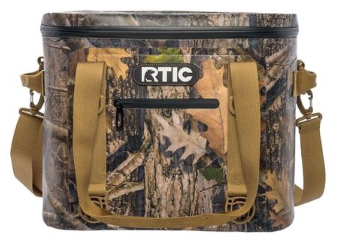 RTIC Soft Pack Cooler – Camouflage Size 30 Cans